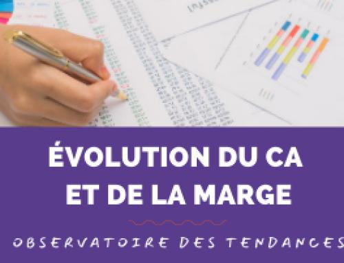 Observatoire des tendances n°5 : évolution du CA et de la marge