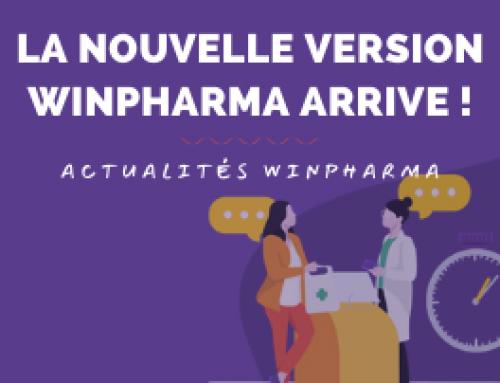 Nouvelle version Winpharma !