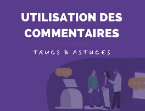 Trucs & Astuces | Numéro 4