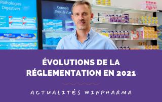 Réglementation en pharmacie