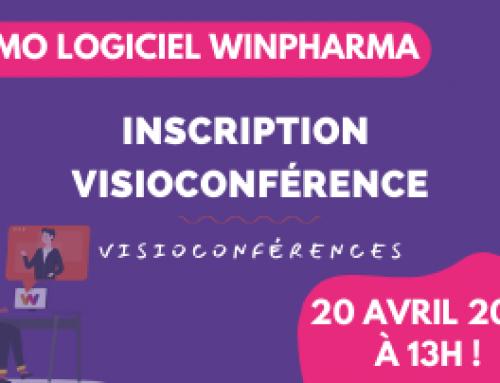 Visioconférence démo Winpharma 20 Avril 2021