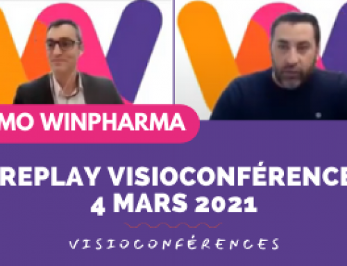 Replay visioconférence démo Winpharma 04/03/21
